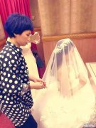香港新娘跟妆