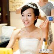 北京新娘化妆