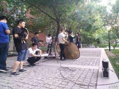 天津微电影拍摄化妆造型据组跟妆师剧组造型师跟妆