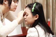 北京海淀新娘跟妆
