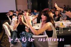 年会团体演出化妆造型 晚会团体演出化妆 年会表演化妆 北京年会